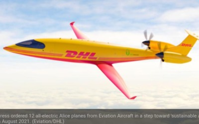 All-Electric Plane Readies For The start Of A 'New Age Of Aviation'
