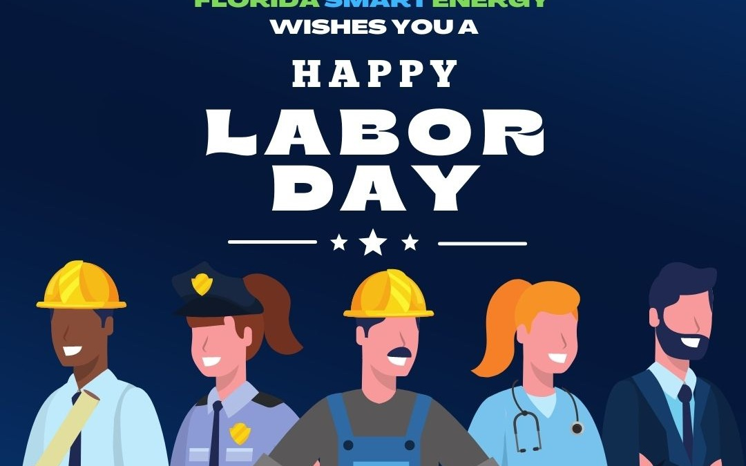 Happy Labor Day from Smart Energy