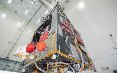 Solar electric propulsion powers NASA's Saiki spacecraft