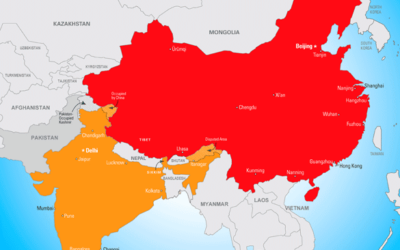 China and India face a deepening energy crunch!