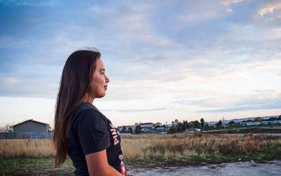Solar warriors' train for Native America energy fight